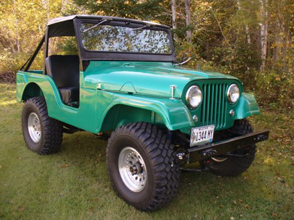 Jeeps For Sale Craigslist >> 1962 Jeep CJ5 Photos, Informations, Articles - BestCarMag.com