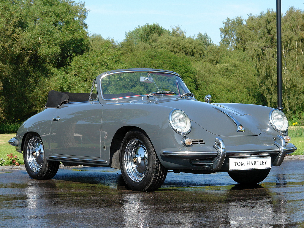 1962 Porsche 356 Photos Informations Articles