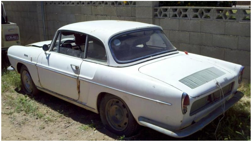 1962 Renault Caravelle #19