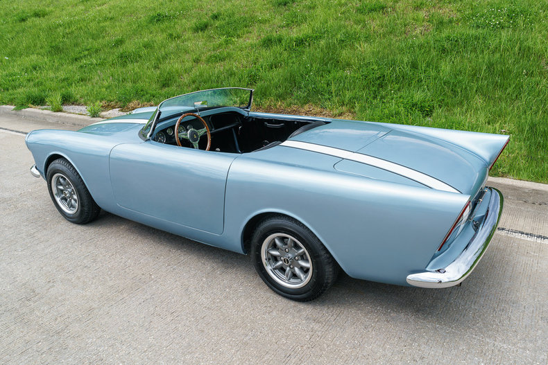 1962 Sunbeam Alpine #26