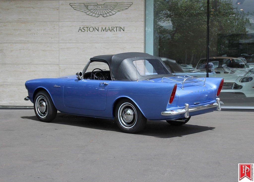 1962 Sunbeam Alpine #25