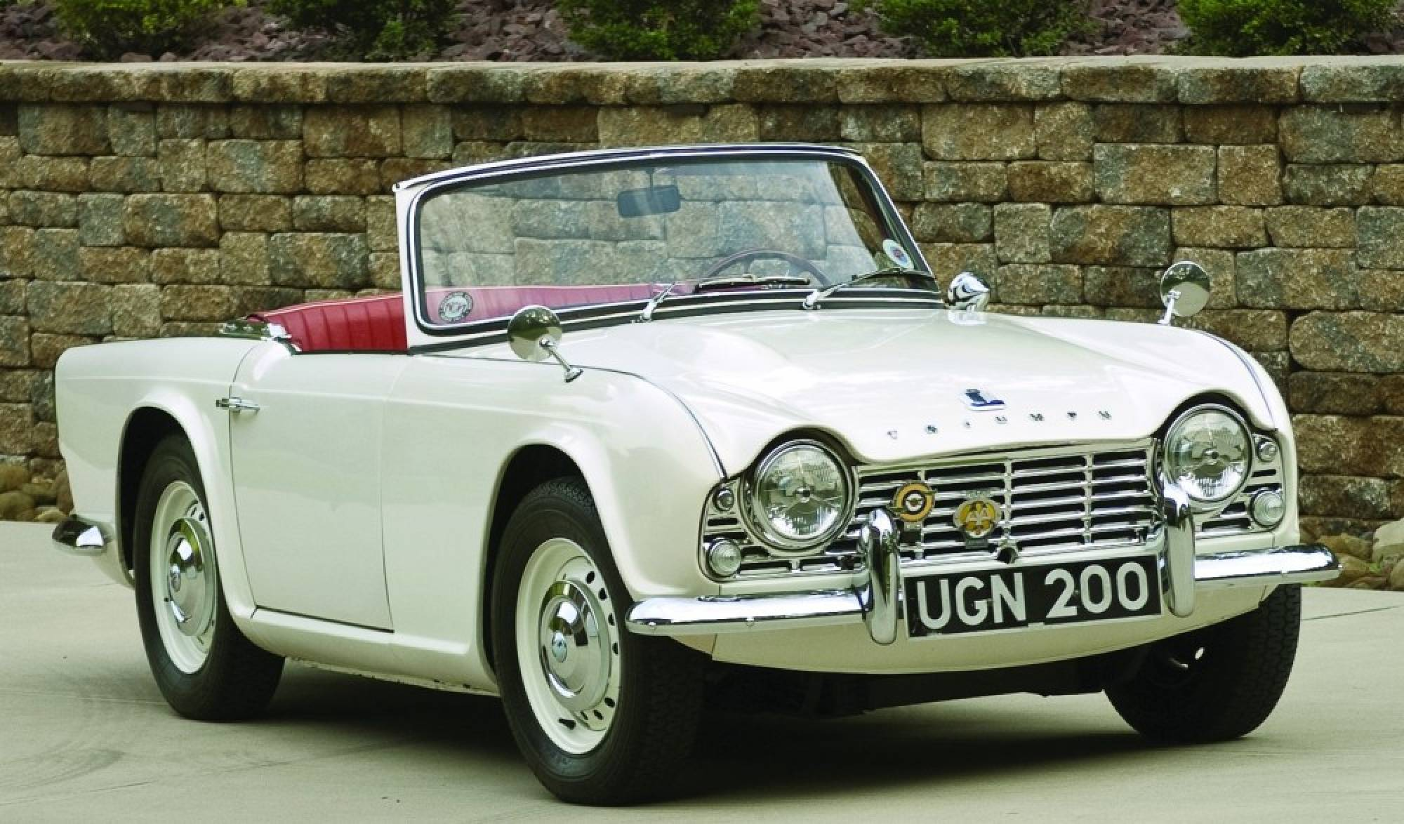 1962 triumph tr4 photos informations articles. Black Bedroom Furniture Sets. Home Design Ideas