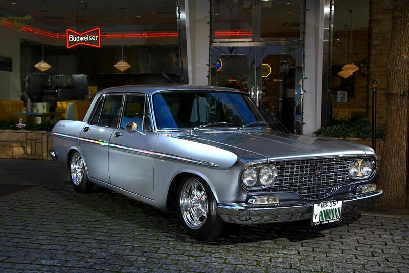 1963 Toyota Crown #11