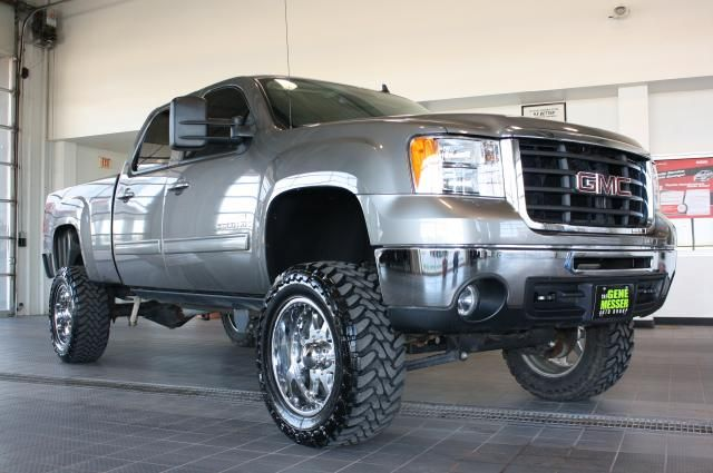 2008 GMC Sierra 2500hd #5