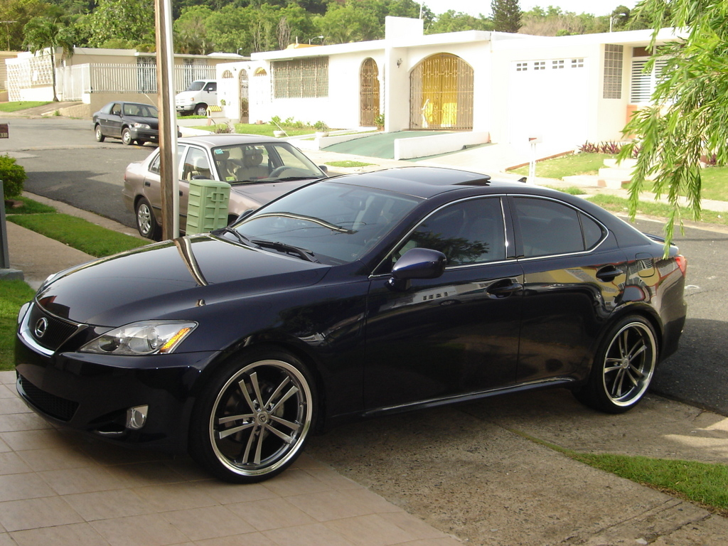 2007 Lexus IS #12