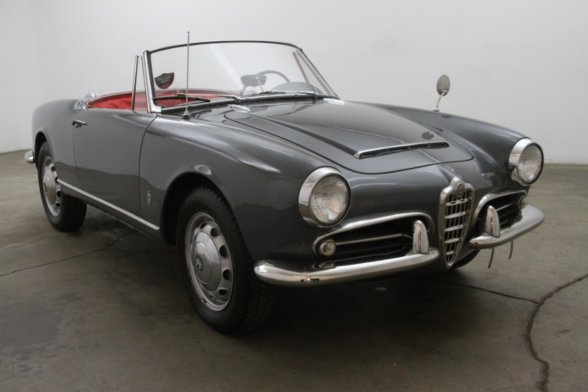 1964 Alfa Romeo Spider Photos Informations Articles Wheels 28