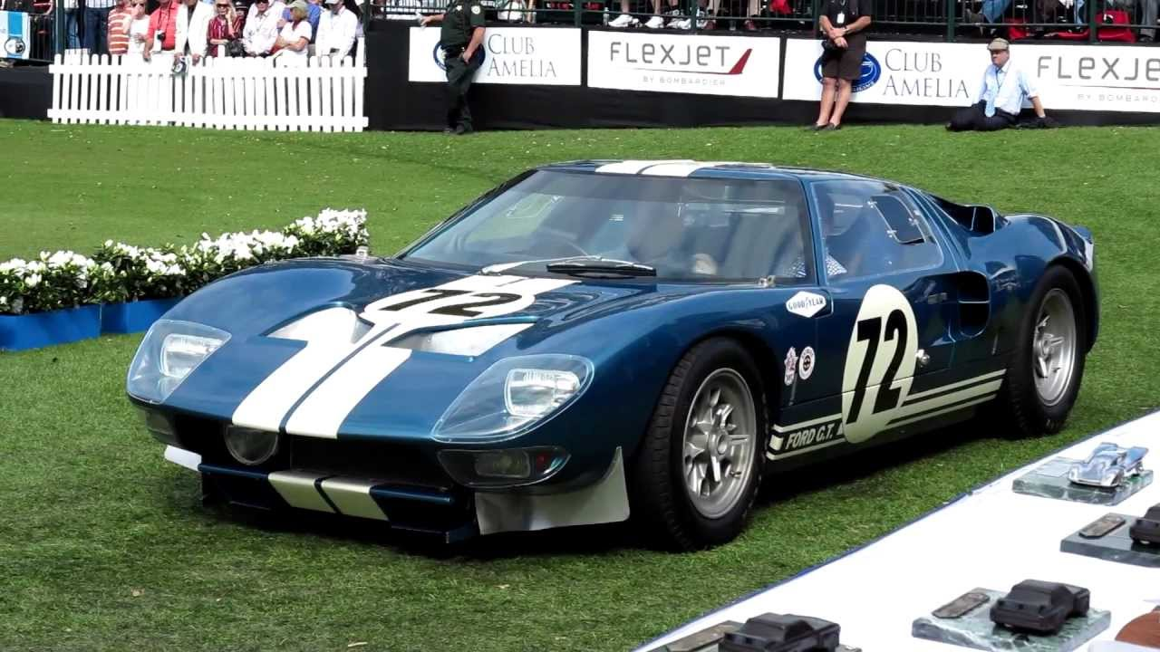 1964 Ford GT 40 #18