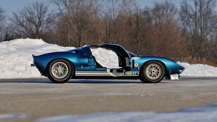 1964 Ford GT 40 #19