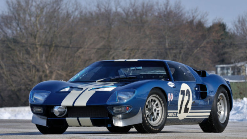 1964 Ford GT 40 #14