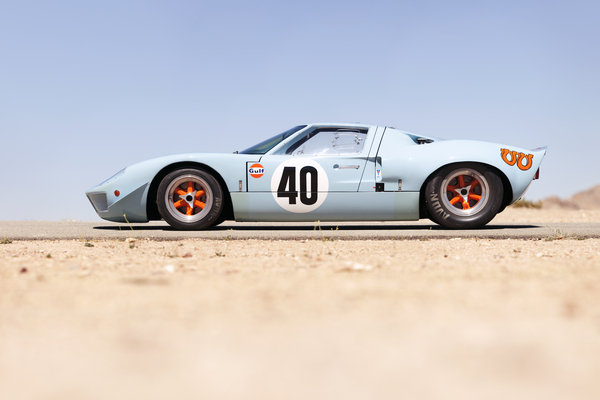 1964 Ford GT 40 #15