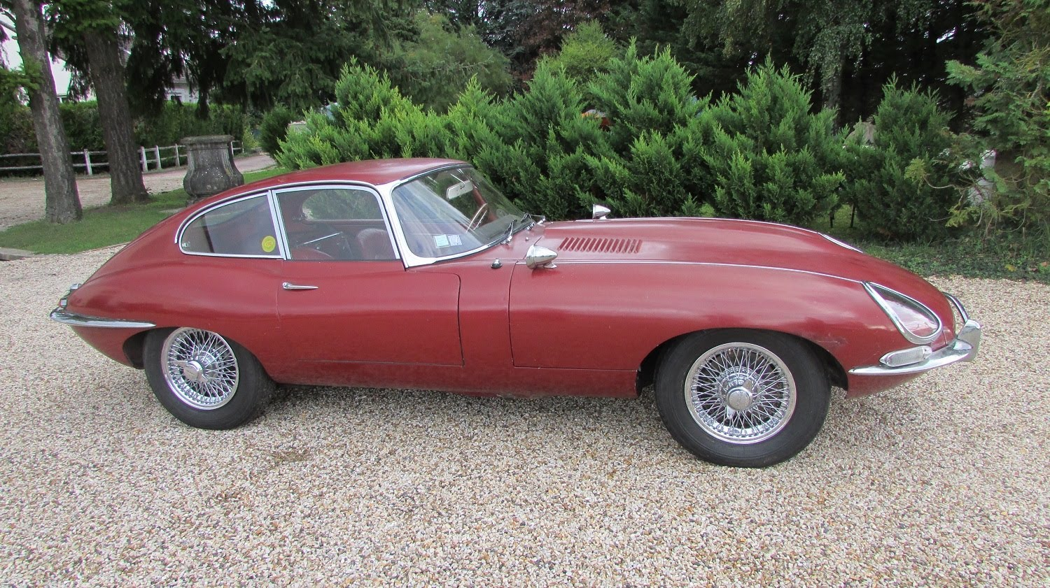 1964 Jaguar E-Type #24
