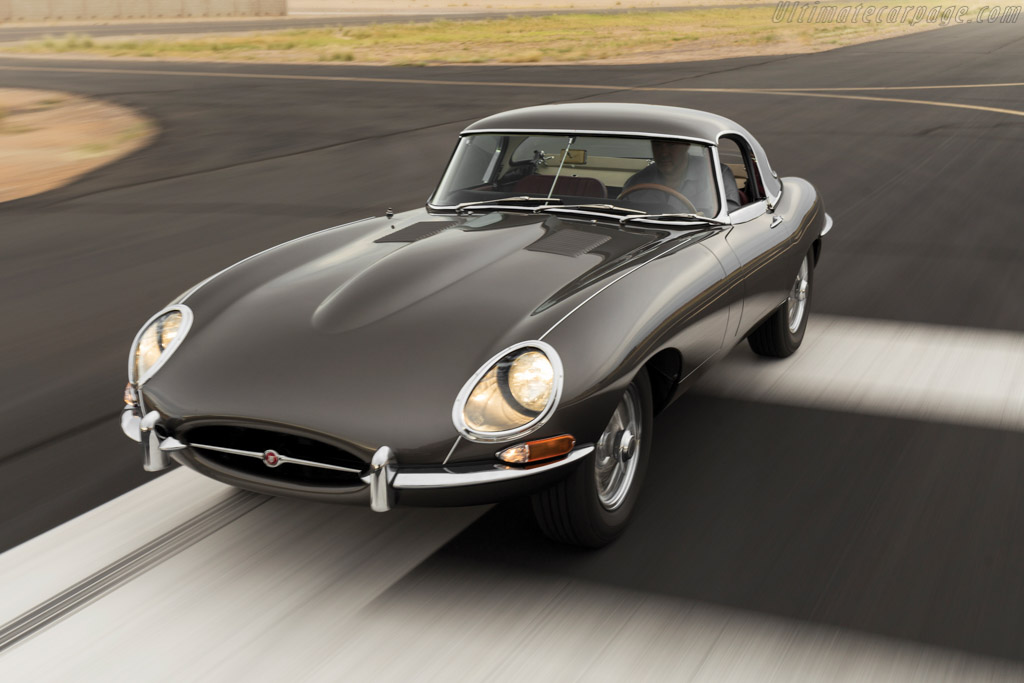 1964 Jaguar E-Type #23