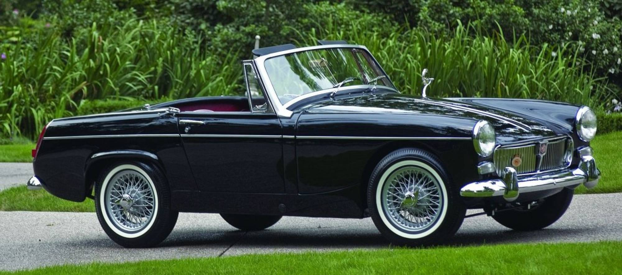 Black mg midget make