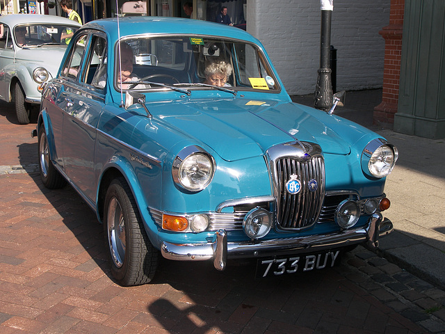 1964 Riley One-Point-Five #23
