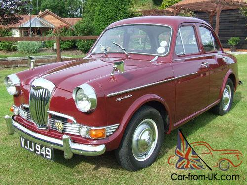 1964 Riley One-Point-Five #25