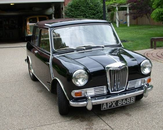 1964 Riley One-Point-Five #27