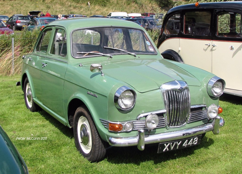 1964 Riley One-Point-Five #19
