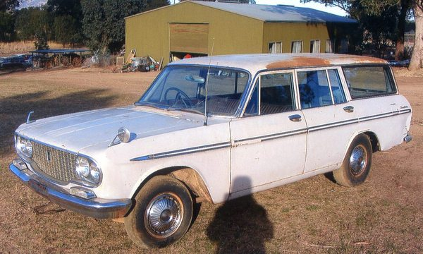 1964 Toyota Crown #17