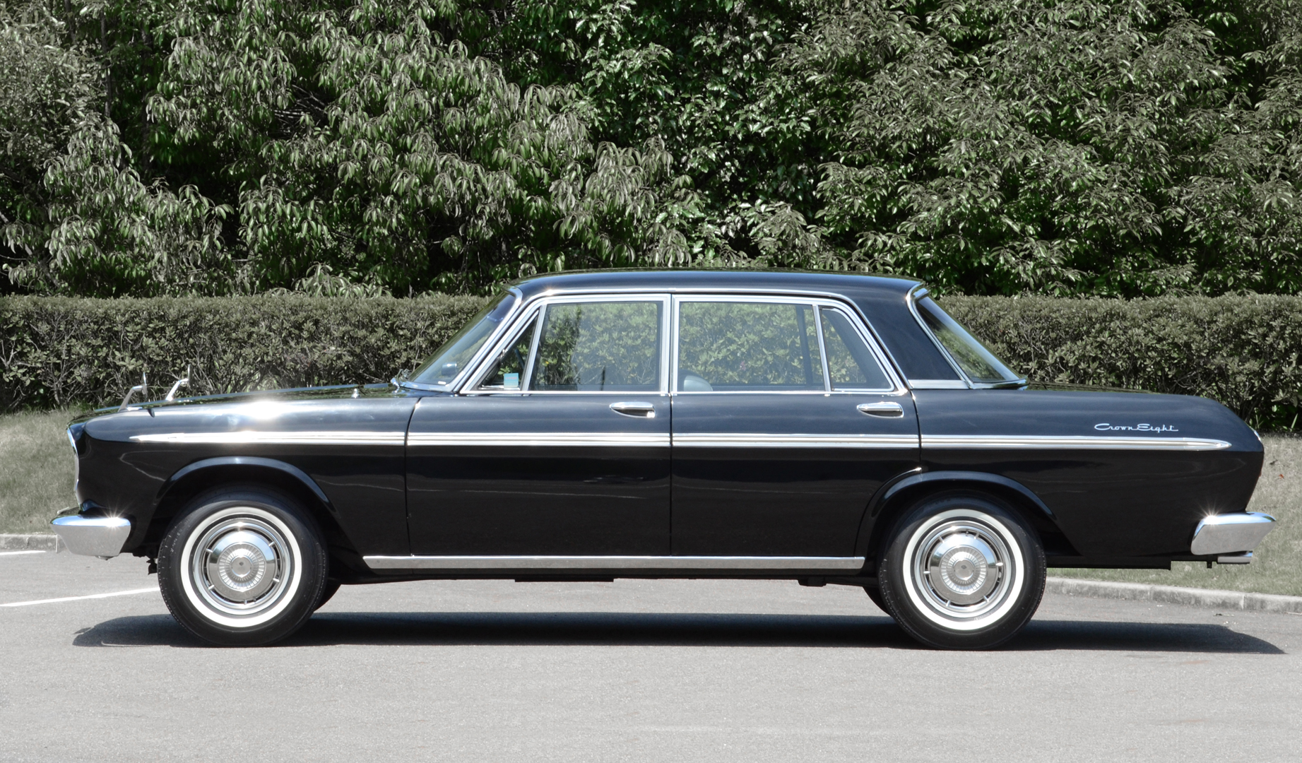 1964 Toyota Crown #18