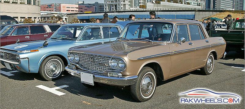 1964 Toyota Crown #16