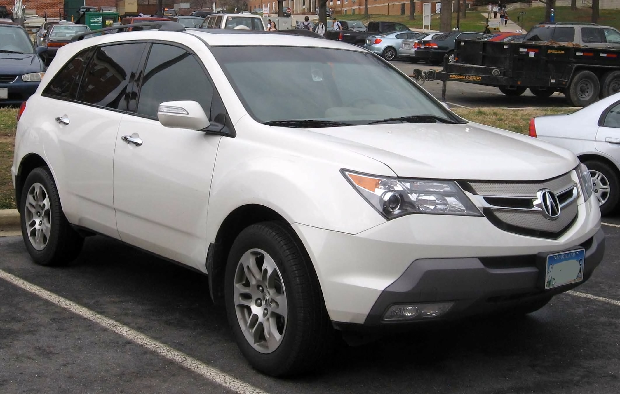 acura suv mdx sh sale awd used for