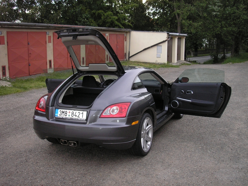 2006 Chrysler Crossfire #9