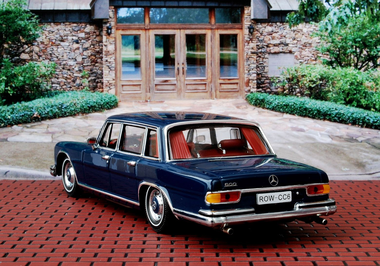 1965 mercedes benz 600 photos informations articles for Mercedes benz 600s