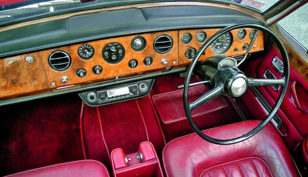 1965 Rolls royce Silver Shadow #19