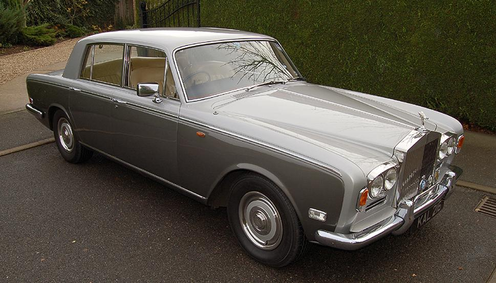 1965 Rolls royce Silver Shadow #20