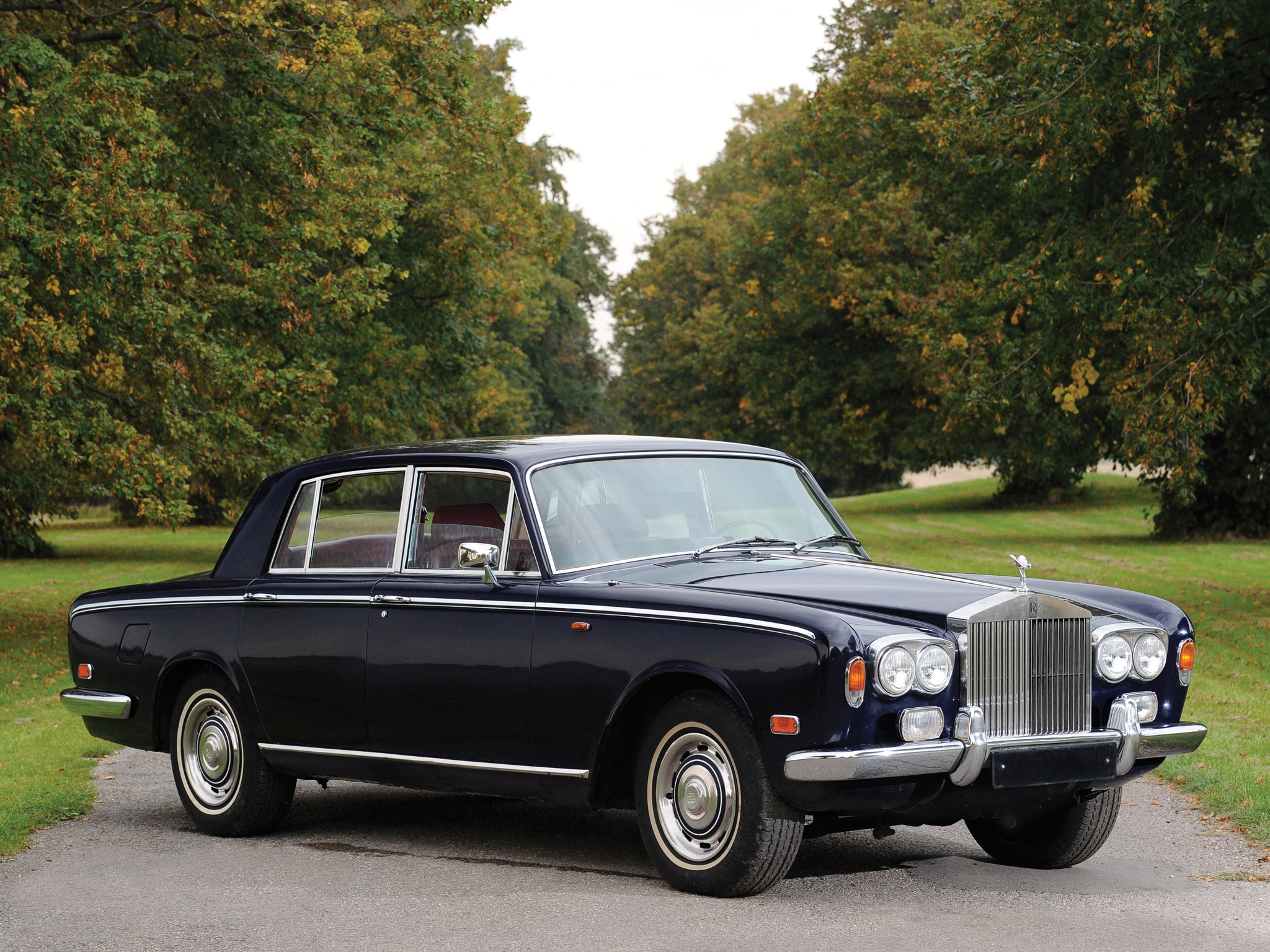 1965 Rolls royce Silver Shadow #17
