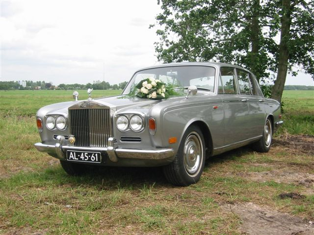1965 Rolls royce Silver Shadow #21