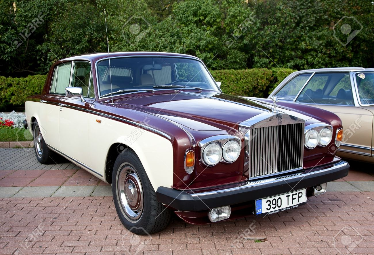 1965 Rolls royce Silver Shadow #22