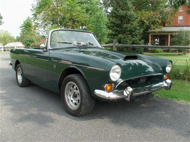 1965 Sunbeam Tiger #24