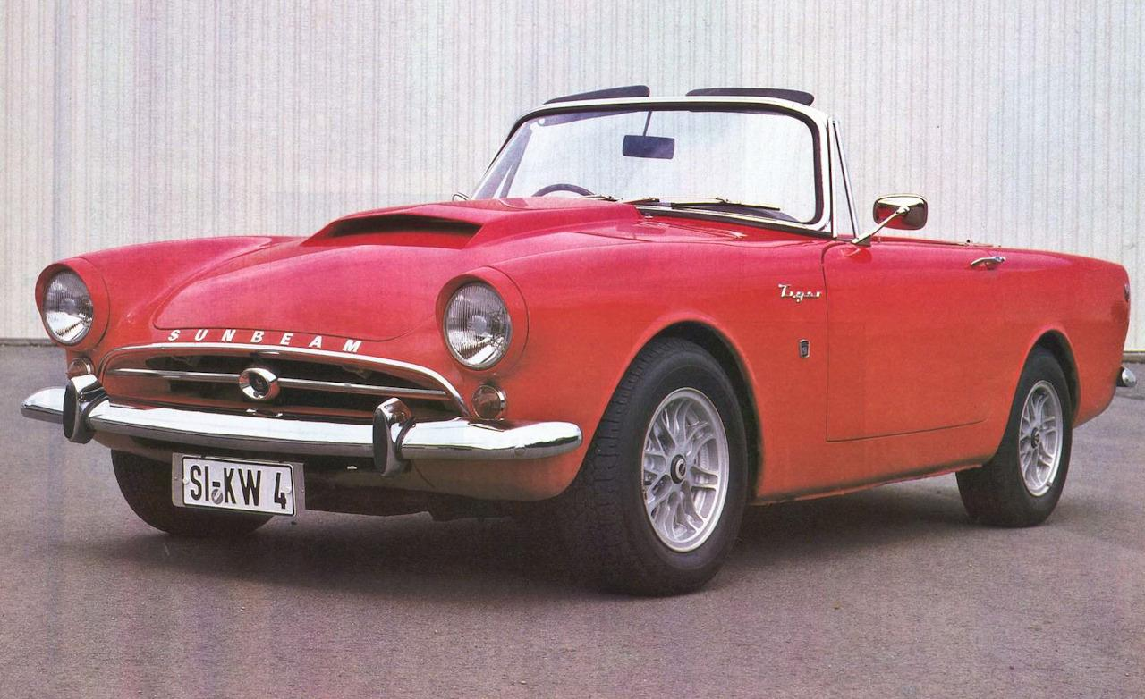 1965 Sunbeam Tiger #23