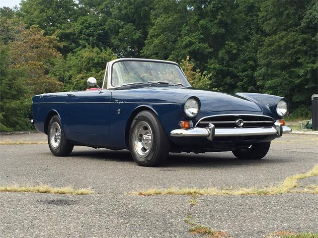1965 Sunbeam Tiger #21