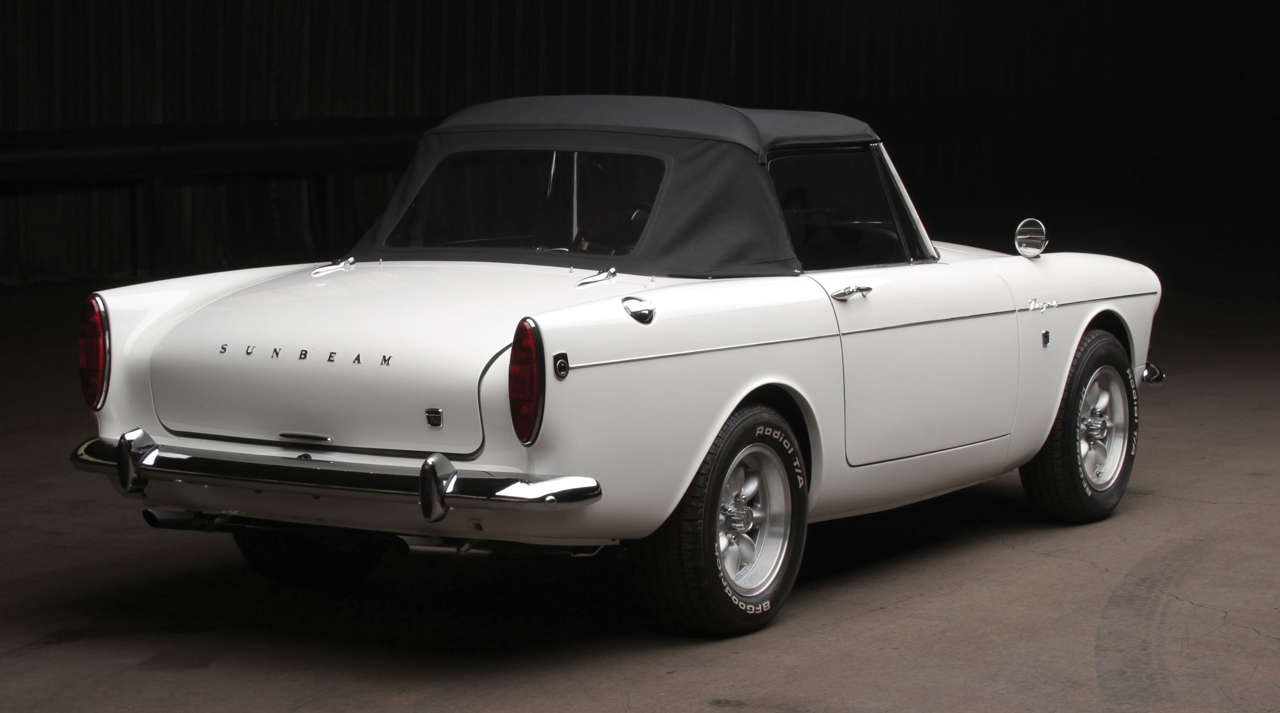 1965 Sunbeam Tiger #22
