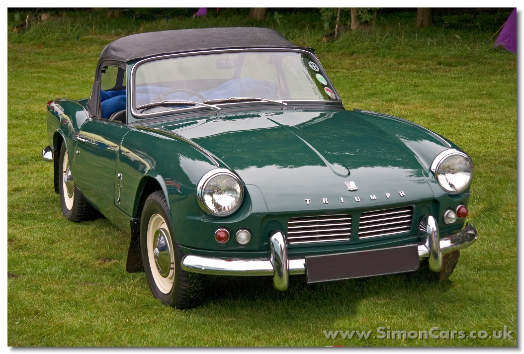 1965 triumph spitfire photos informations articles
