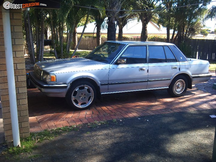 1986 Toyota Crown #12