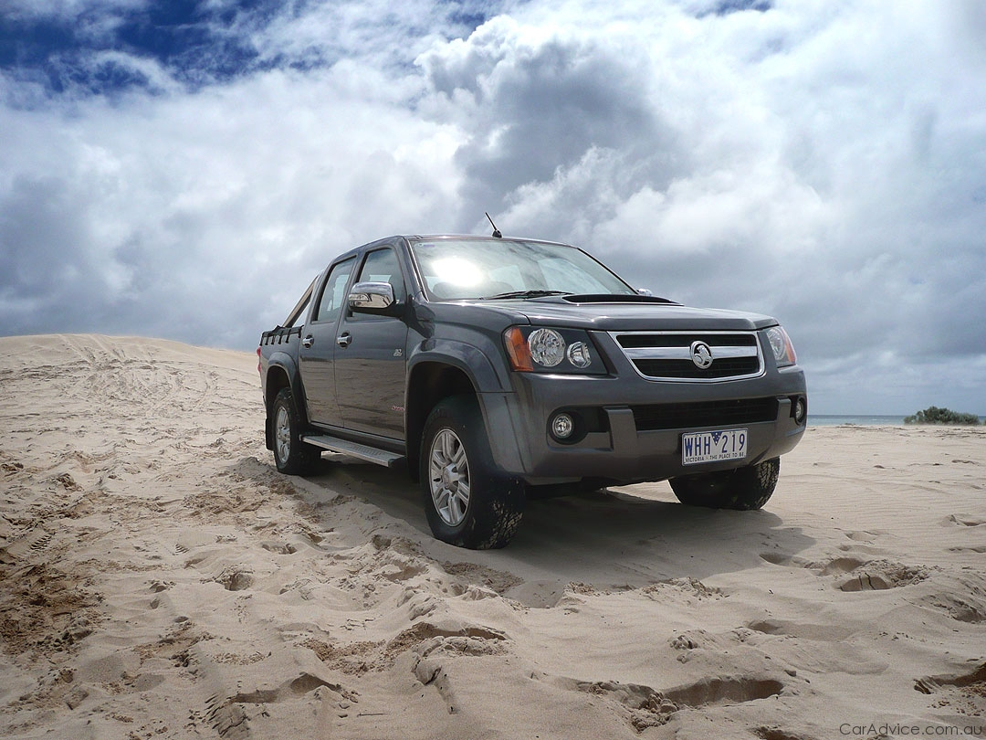 2009 Holden Colorado #3