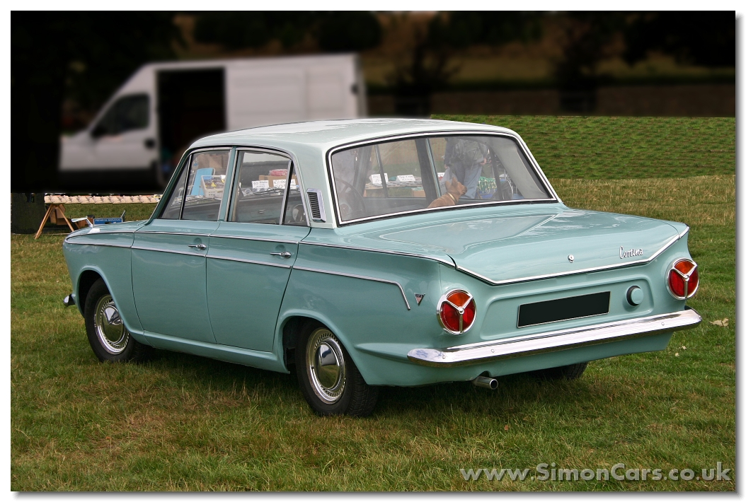 1966 Ford Cortina Photos Informations Articles