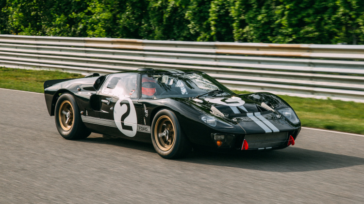 1966 Ford GT 40 #20