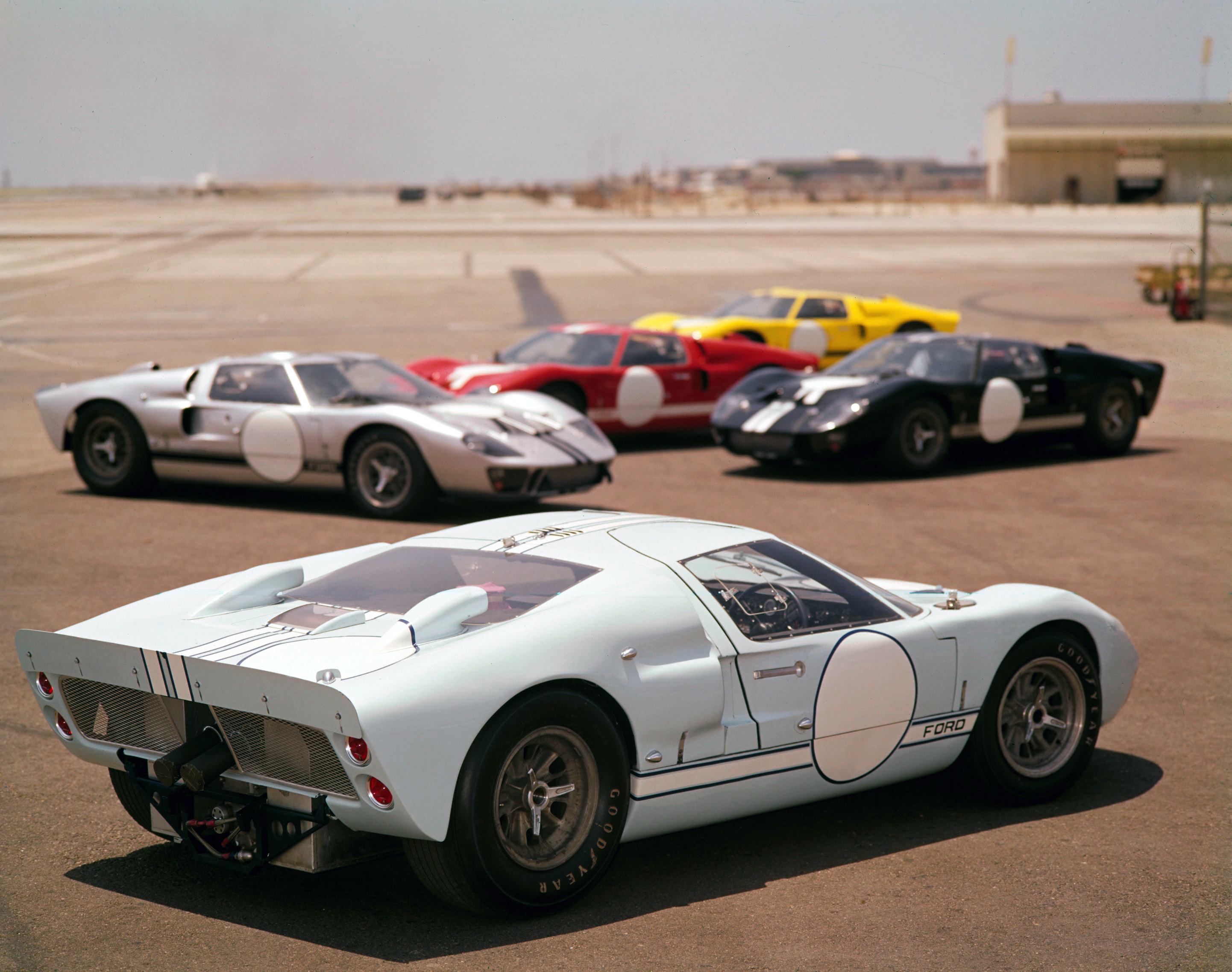 1966 Ford GT 40 #23