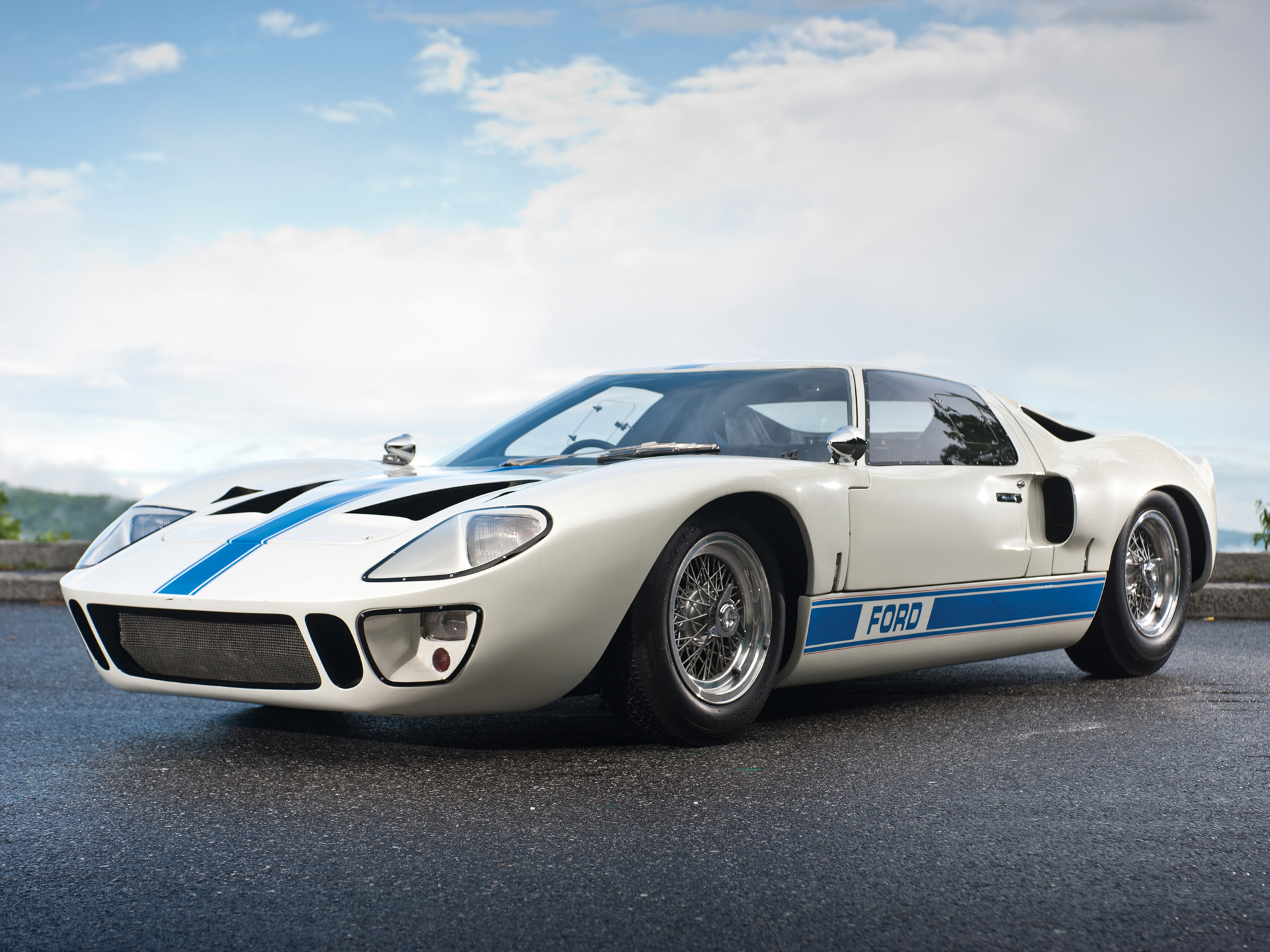 1966 Ford GT 40 #21