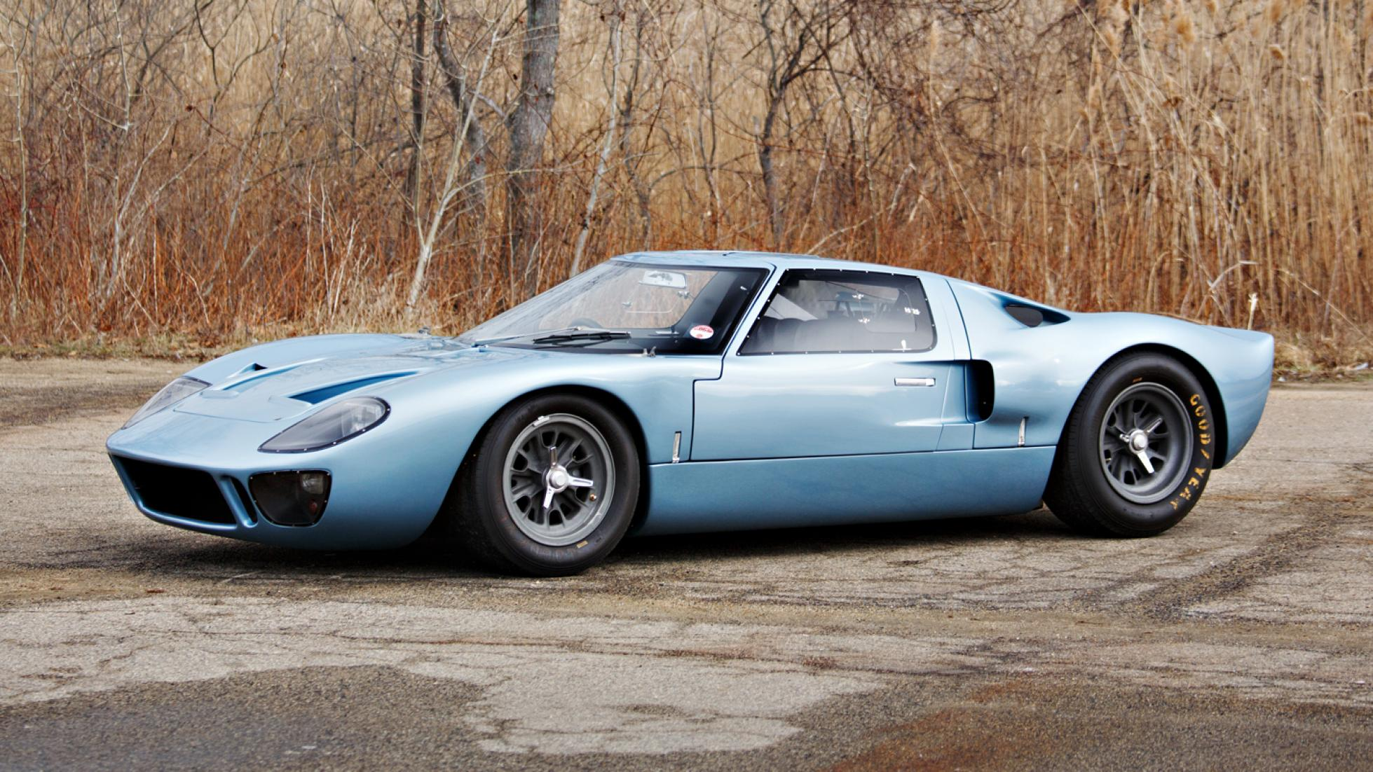 1966 ford gt 40 photos informations articles. Black Bedroom Furniture Sets. Home Design Ideas