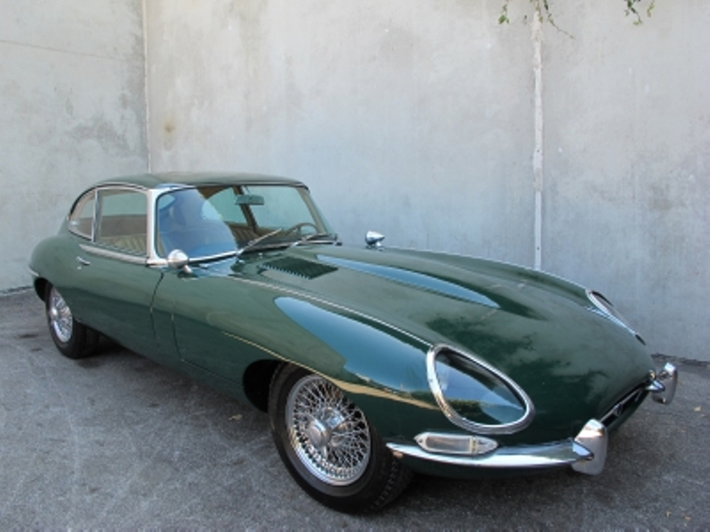 1966 Jaguar E-Type #18