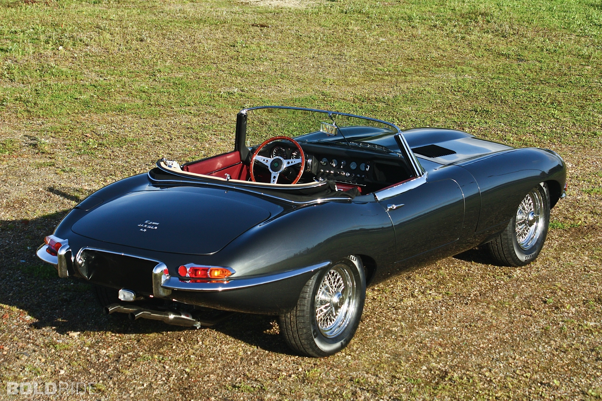 1966 Jaguar E-Type #19