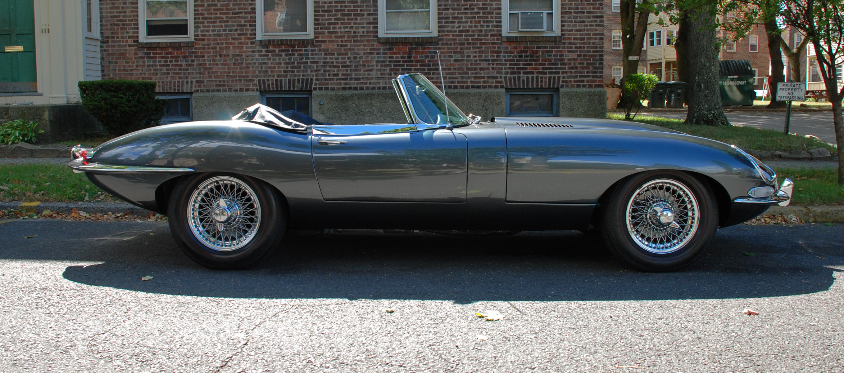 1966 Jaguar E-Type #16