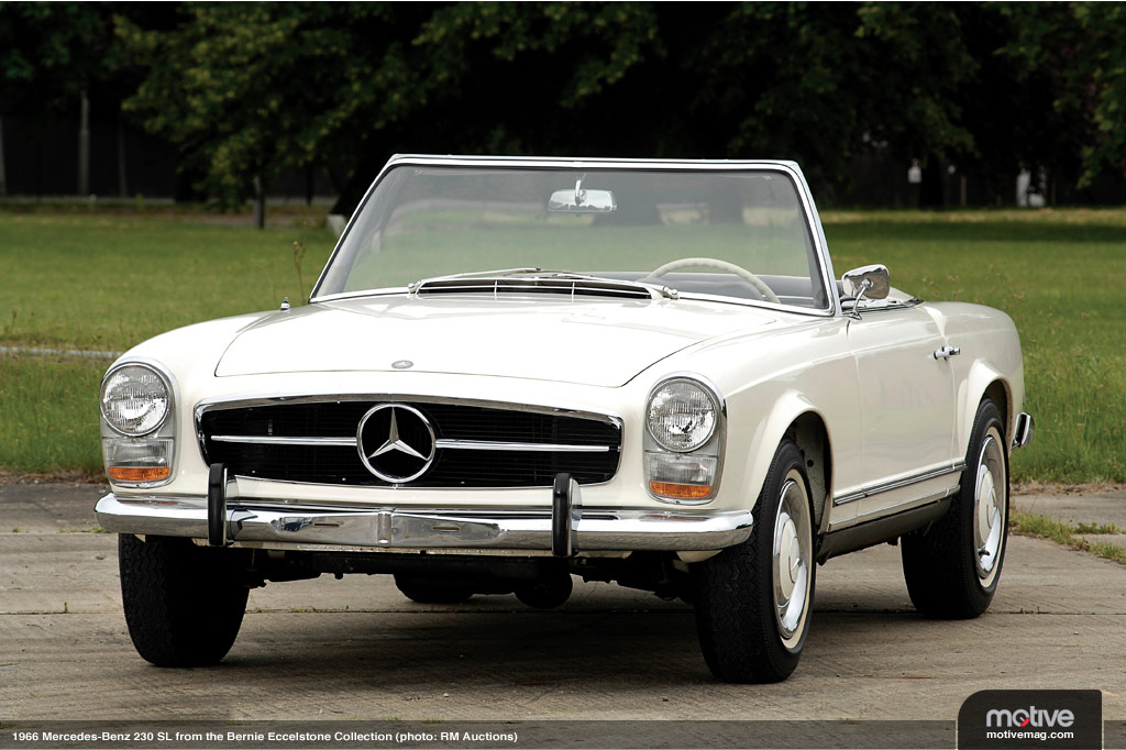 1966 Mercedes-Benz SL #17
