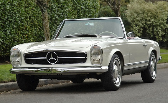 1966 Mercedes-Benz SL #18