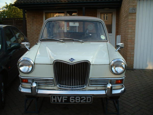 1966 Riley Kestrel #22